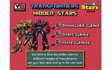 Найди спрятанные звезды: Трансформеры
