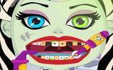 Дитя монстра и проблемы с зубами