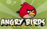Безумные злые птицы