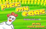 Подберите яйца для курицы
