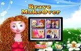 Храбрый макияж