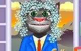 Говорящий кот: Стрижки