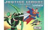 Супермен - лига справедливости