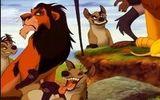 Собери пазл: семья короля Льва