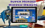 Супергеройские скрытые объекты