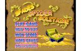 Собери пасьянс: черный паук
