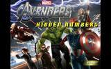 Найди скрытые числа: Мстители