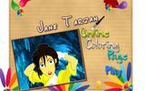 Раскрасить любящую жену Тарзана - Джейн