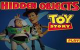 История игрушек: Скрытые объекты