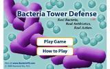 Защита башни: бактерии