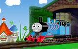 Постройте паровозик Томас