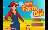 Прекрасная фермерша