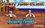 Укажи и кликни: Остров обезьян