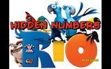 Найди числа: Рио
