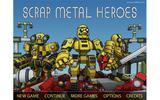 Герои из металлолома