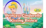 Поцелуй Золушки и принца