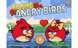 Злые птички на роликах