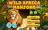 Дикая Африка: Маджонг