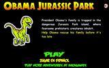 Обама в Парке Юрского периода