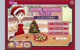 Кухня Сары: стеклянное печенье