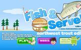 Рыбалка: форель