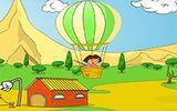 Экспресс Доры на шаре
