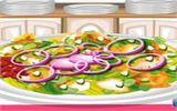 Элитный салат с курицей