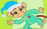Одень сумасшедшую обезьянку