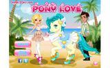 Любовь к пони