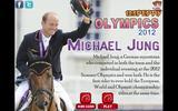 Олимпийские игры 2012: Майкл Джанг