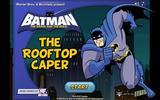Бэтмен на крыше