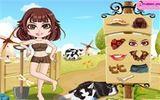 Девушка-фермер