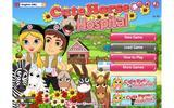 Госпиталь для лошадей