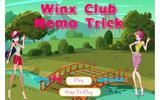 Клуб Винкс - Трюк с памятью