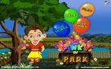 Пинки в парке