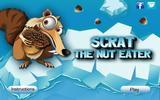 Скрат собирает орехи