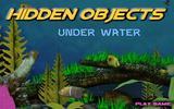 Скрытые объекты: под водой